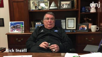 Deb Insell and Rick Insell discuss the impact of having Matt Insell on the Lady Raiders' coaching staff