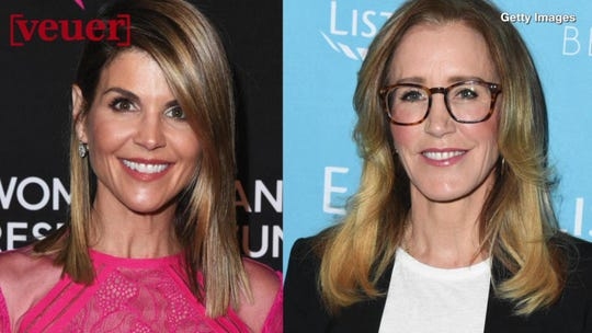 Felicity Huffman won't be in court with Lori Loughlin, college-admissions scam defendants