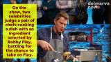 """A prominent Sussex County chef will appear in an upcoming episode of Food Network's popular """"Beat Bobby Flay"""" show."""