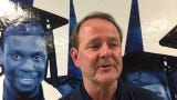 Ole Miss coach and former MTSU coach Kermit Davis discusses returning to Murphy Center on March 13, 2019