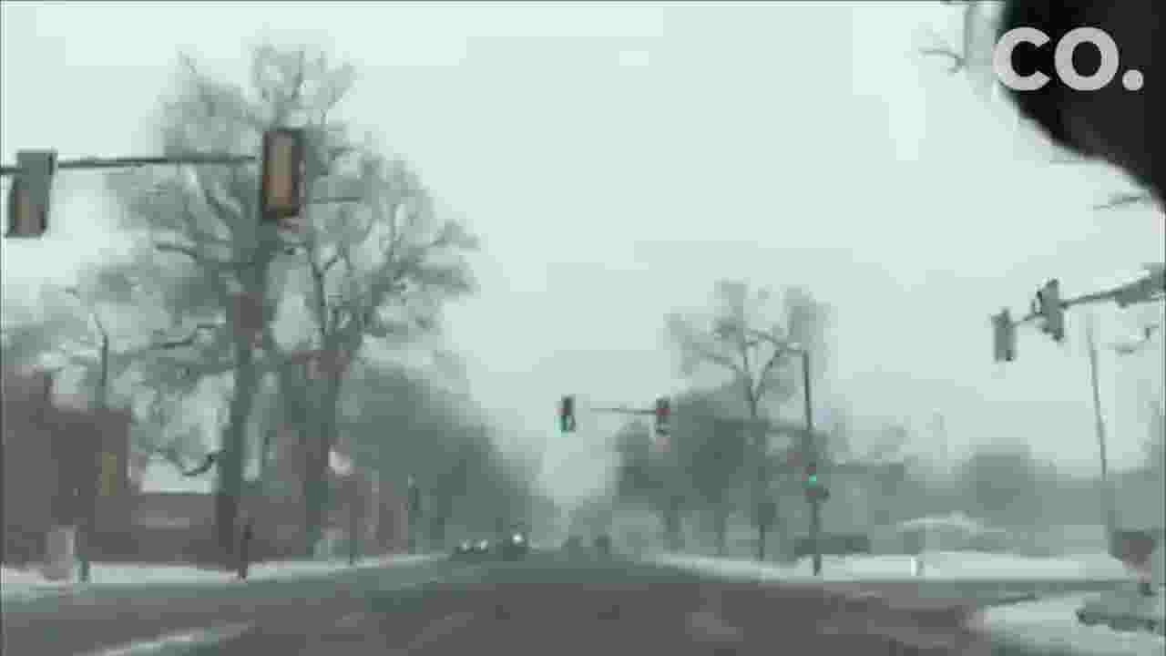 Fort Collins blizzard: Here's how the roads look for the PM commute