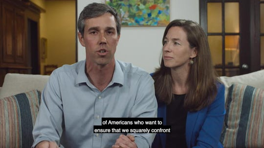 Beto O'Rourke acts like our political savior, but no one is 'born to run' for president