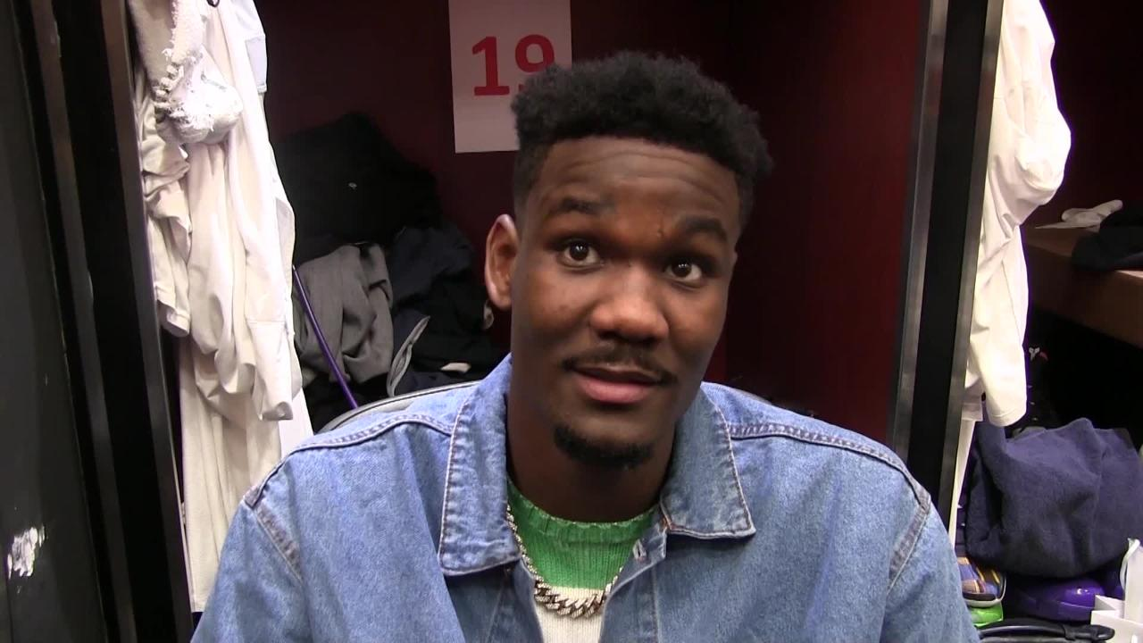 e9ca5106536 Phoenix Suns: Deandre Ayton says he played his worst game ever