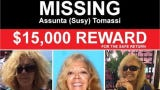 Susy Tomassi, a 73-year-old with dementia, went missing near Vero Beach on March 16, 2018. Indian River County Sheriff's Office investigators haven't found a trace of her in the year since, according to Detective Michael Dilks.