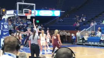 Henderson County lost to North Laurel 66-43 in the first round of the KHSAA Sweet 16 at Rupp Arena in Lexington.