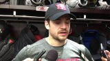 Vinnie Hinostroza breaks down hat trick in Coyotes win vs. Ducks