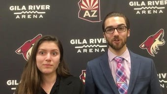 Richard Morin and Jenna Ortiz discuss what we learned in the Coyotes' win over the Ducks.