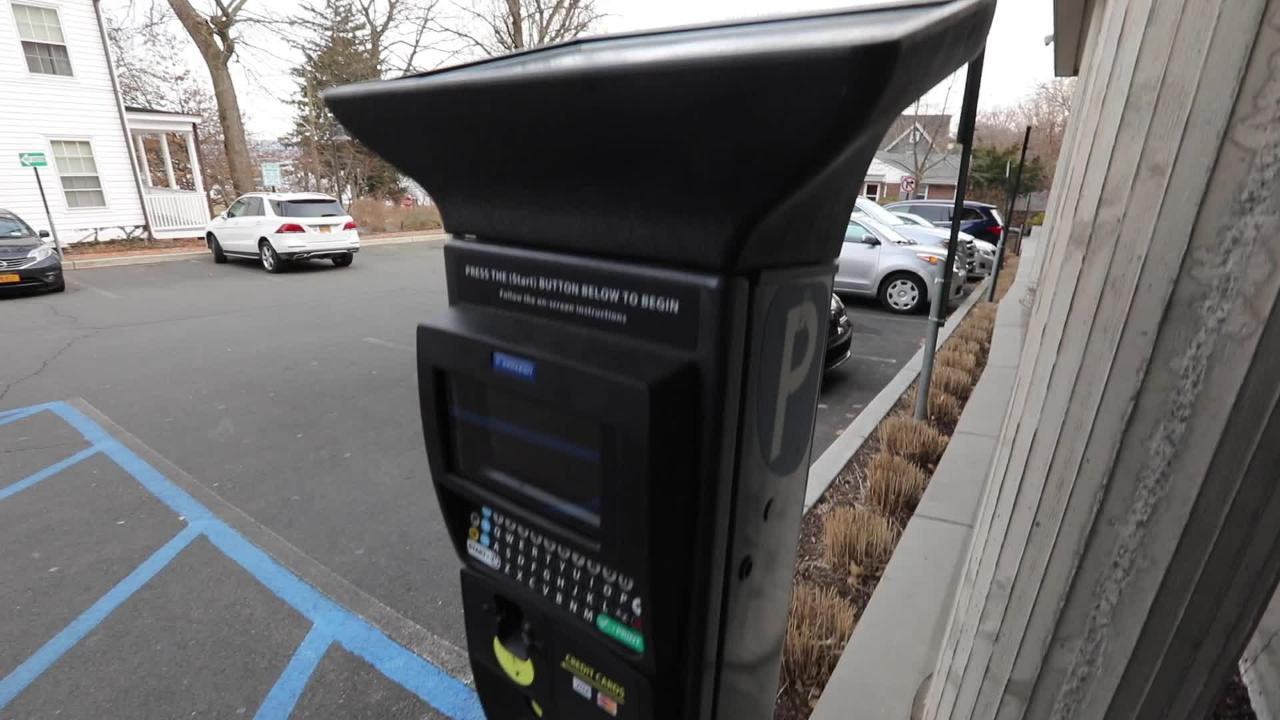 New parking meters coming to Nyack