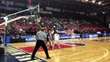 Highlights from Poughkeepsie's 74-63 win over Manhasset in a Class A boys basketball state semifinal March 15, 2019 in Binghamton.