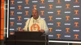 Tennessee Vols coach Jeremy Pruitt recaps his team's fifth spring practice.
