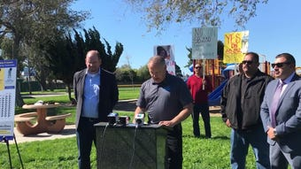 Salinas Police Officer Association President Jim Knowlton talks on guns and mental illness just weeks after the shooting death of Brenda Mendoza.