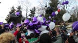 Janiya Henry was remembered in a memorial tribute Friday. She and her boyfriend were found shot to death early Moday and leave a 3-month-old boy.