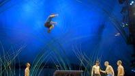 Cirque du Soleil performer talks about teeterboarding