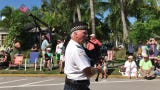 The sound of bagpipes filled the streets Saturday morning during the annual Naples St. Patrick's Day Parade.