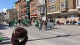 Video of Saturday's parade from start to finish.