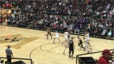 Barr-Reeve advanced to the Class 1A state championship with a win over Bloomfield. Isaac Wagler had 20 points.