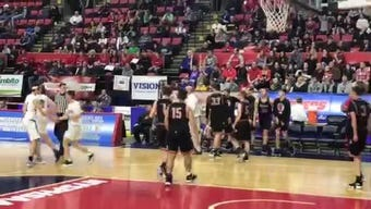 Check out Harrisville en route to Class D state basketball championship.