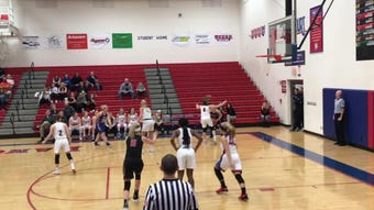 Morgan Sharps scored 19 points to lead a balanced attack for Licking County in a 70-51 victory against the Muskingum Valley.