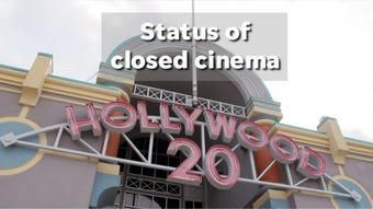 Hollywood 20 in North Naples is targeted to reopen soon with some major changes.