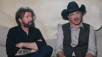 Country duo Brooks and Dunn are part of the latest class to be inducted into the Country Music Hall of Fame.