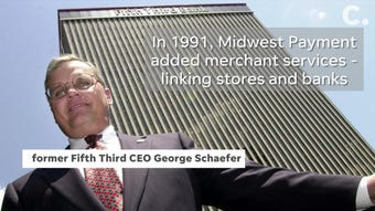 How did the world's largest processor  of transactions made by merchants  end up in Cincinnati? It started here.