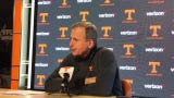 Tennessee opens the NCAA Tournament against Colgate on Friday in Columbus, Ohio