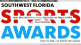 Fort Myers' Stefan Fevrier, Mariner's Leo Perez and Canterbury's Patrick Horan were selected as Boys Soccer Player of the Year finalists.