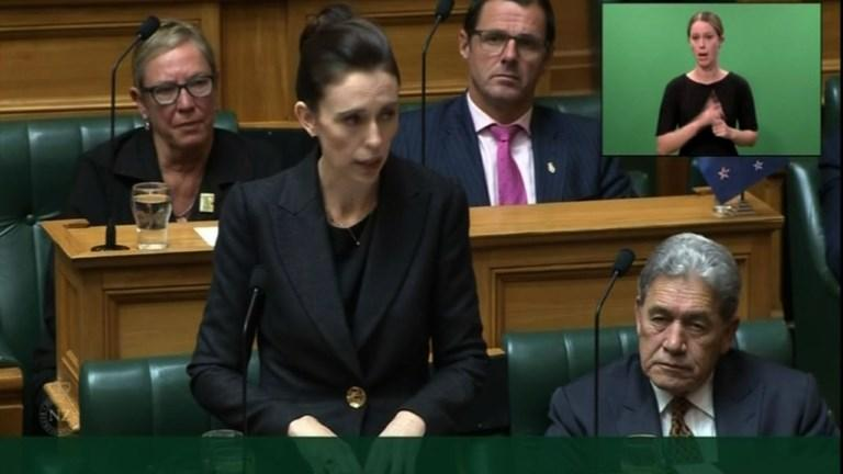 New Zealand's prime minister refuses to utter Christchurch terror suspect's  name