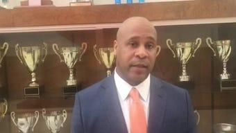 New Southside head coach Greg Scott