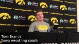 Iowa wrestling coach Tom Brands discusses sophomore 125-pounder Spencer Lee ahead of the 2019 NCAA Wrestling Championships.