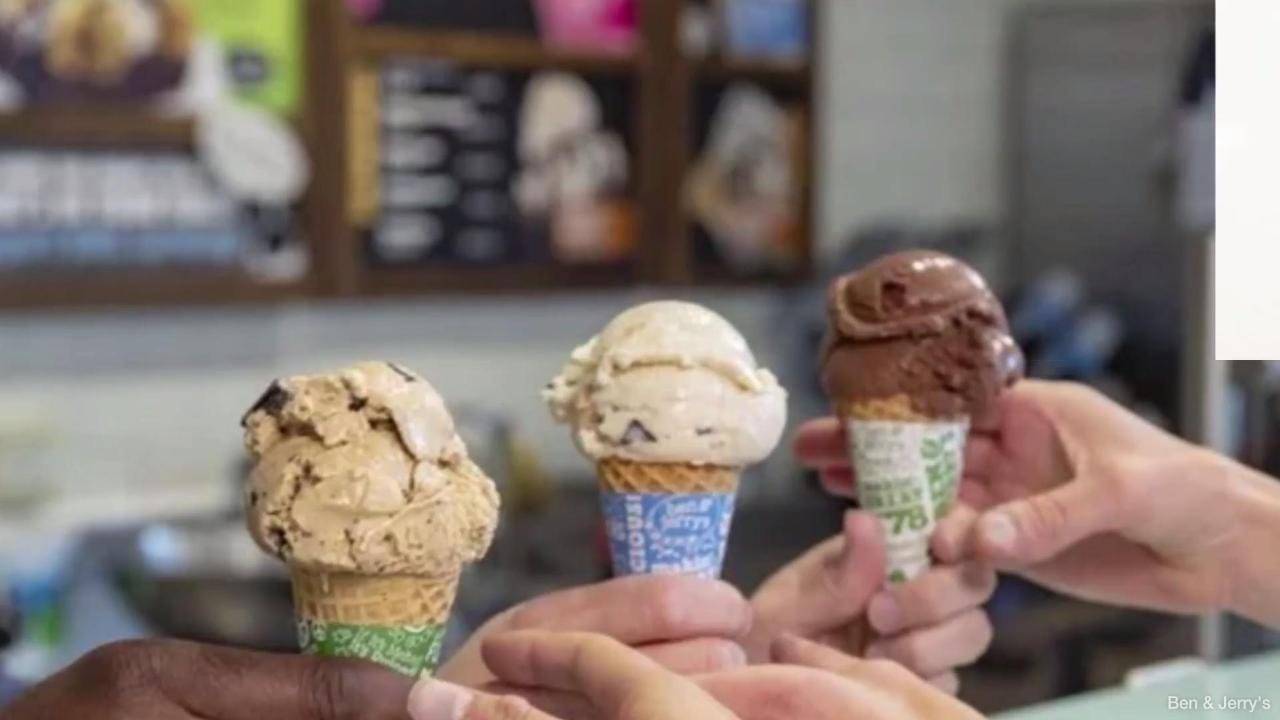Dairy Queen, Ben & Jerry's, others giving away free treats