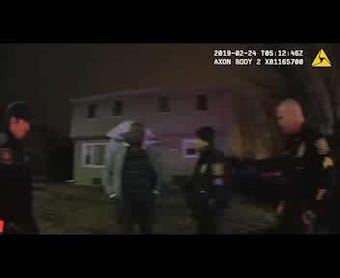 The Edison Police Department released body camera footage of Essex County Department of Corrections Warden Charles Green being arrested and charged with driving while intoxicated.