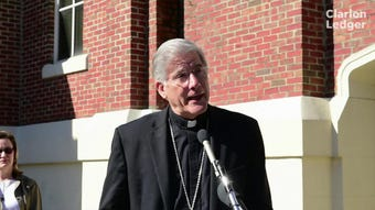 Today, the Catholic Diocese of Jackson, represented by Bishop Joseph Kopacz, released the names of priests, various clergy and diocesan leaders with credible allegations of abuse made against them. The list dates back to 1924. Tuesday, March 19, 2019.