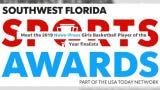 SFCA's Rebekah Bergquist, Fort Myers' Chaniya Clark and Lehigh's Aliesha Curry were selected as Girls Basketball Player of the Year finalists.