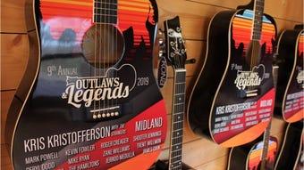 Mark Powell, founder of the Outlaws & Legends Music Festival in Abilene, Texas, talks about having Kris Kristofferson as the headliner for 2019.