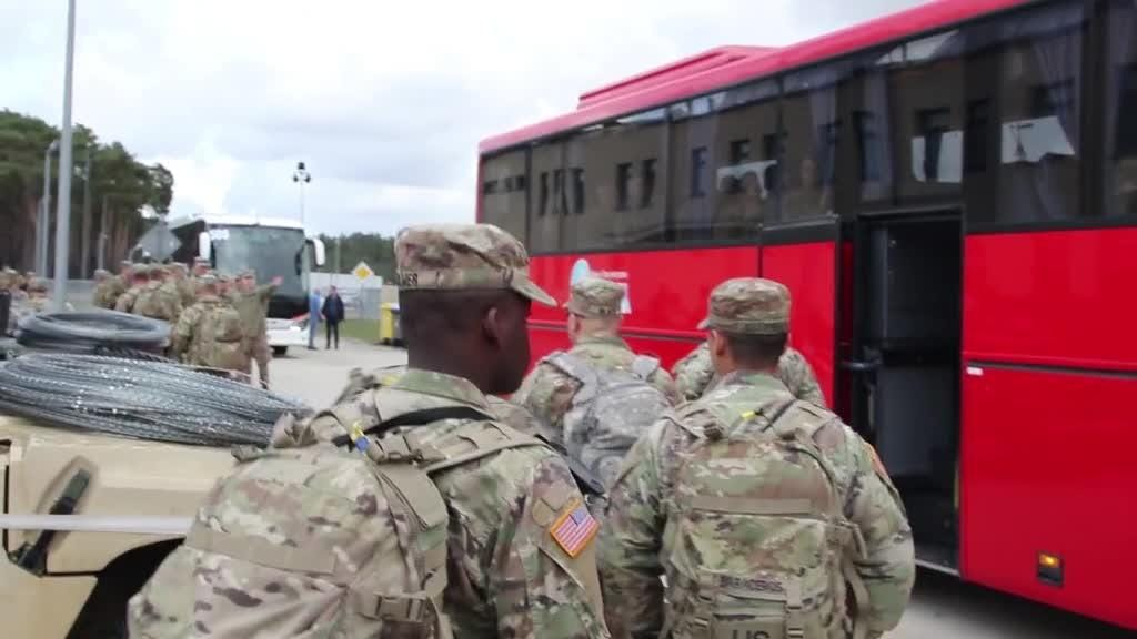 Fort Bliss soldiers in Europe, 2nd Armored Brigade Combat Team, 1st Armored  Division