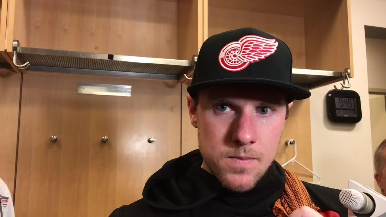 e54b5400172 Detroit Red Wings expected to extend Jimmy Howard on one-year deal