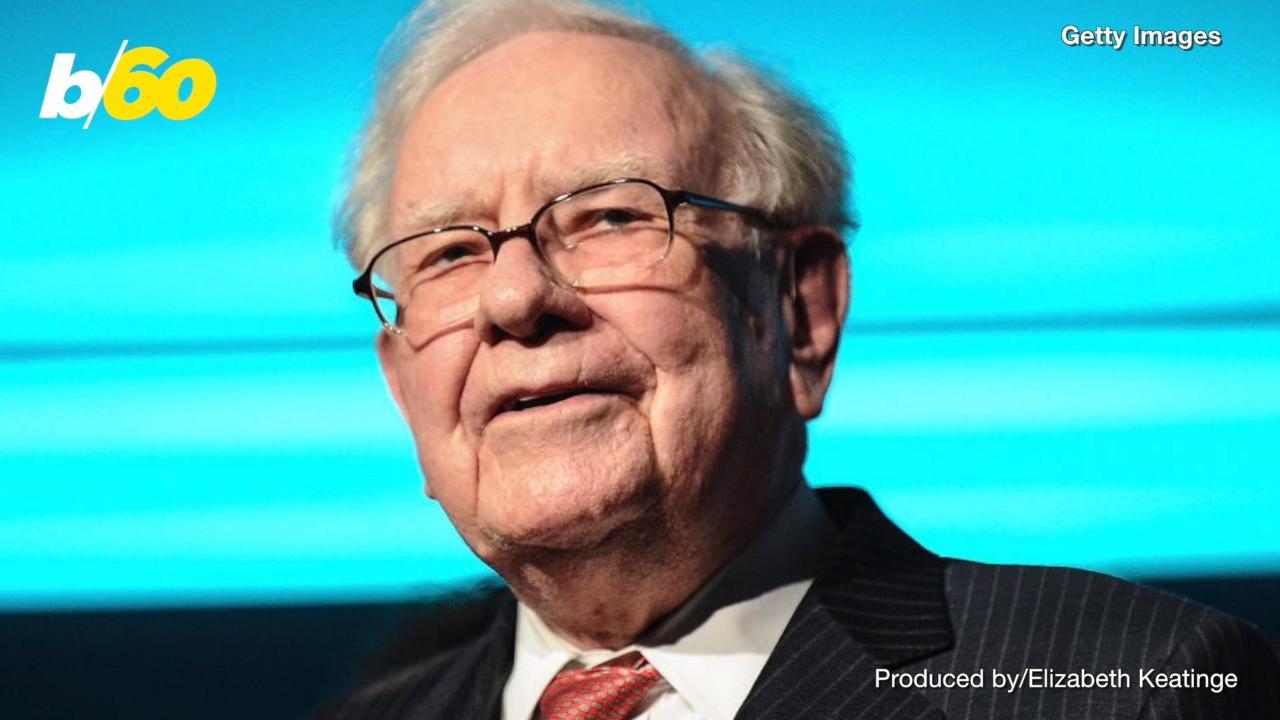 Warren Buffett offers $1 million a year for life for perfect Sweet 16 bracket