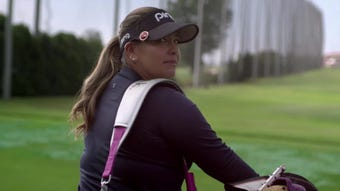LPGA chimed in with a women's sports empowerment videos campaign of its own.