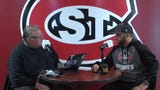 At noon Wednesday at St. Cloud State's Garvey Commons, the Huskies' baseball and football teams will be featured.