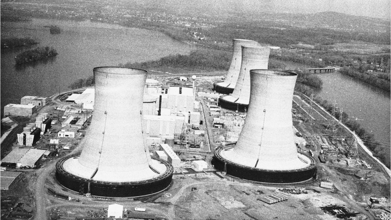 Three Mile Island nuclear accident: Here's what happened 40 years ago