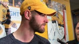 Predators forward Austin Watson on returning to the team after indefinite suspension for alcohol abuse