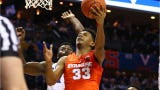 The Beacon native and Syracuse guard will play in his first NCAA tournament game on Thursday.
