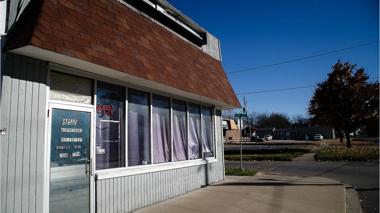 6 massage parlors shut down in Davenport for licensing violations