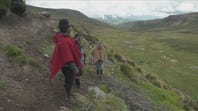 Ecuador's indigenous fear for wetlands as glacier recedes