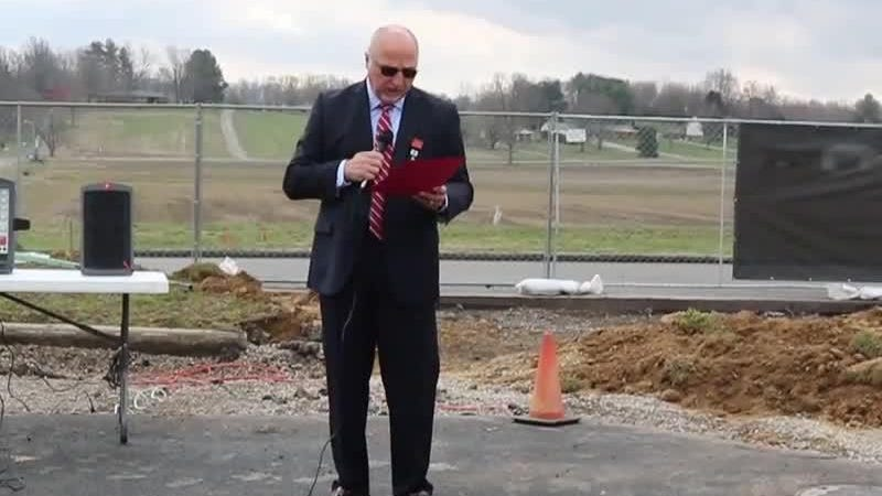 Union County Methodist Hospital breaks ground for new
