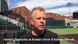 Vanderbilt coach Tim Corbin and Florida coach Kevin O'Sullivan have been close since sharing an office as Clemson assistants.