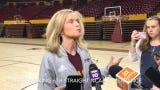 ASU WBB coach Charli Turner Thorne on UCF, NCAA Tournament