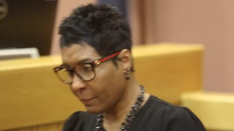 Witnesses testify in the preliminary hearing for Judge Theresa Brennan.
