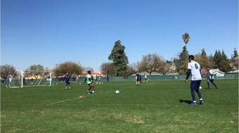 Fresno FC is a professional soccer team in the United Soccer League Championship.